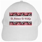 Te Arawa Te Waka White Cap