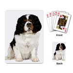 English Toy Spaniel Playing Cards Single Design