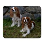 English Toy Spaniel Large Mousepad