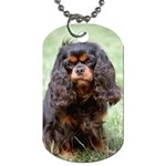English Toy Spaniel Dog Tag (One Side)