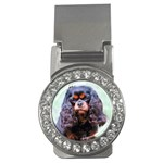 English Toy Spaniel Money Clip (CZ)