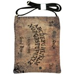 Steampunk Ouija Shoulder Sling Bag
