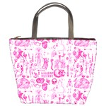 Pretty Parts Bucket Bag