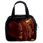 Anatomy Skeletal Female Classic Handbag (Two Sides)