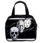 Three Stages Of Man  Classic Handbag (Two Sides) from Manda s Macabre Front