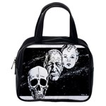 Three Stages Of Man  Classic Handbag (Two Sides) from Manda s Macabre Back