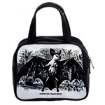 Vampire Bat Classic Handbag (Two Sides)