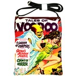 Pulp Voodoo Pin Up Shoulder Sling Bag