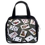 Pin Up Cards Classic Handbag (Two Sides)