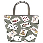 Pin Up Cards Bucket Bag