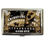 Halloween Vintage Ouija Cigarette Money Case