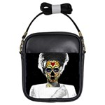 The Bride of Day Of Dead Girls Sling Bag