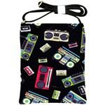 Timeless Boom Box Shoulder Sling Bag