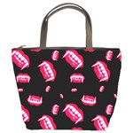 Vampire Teeth Bucket Bag