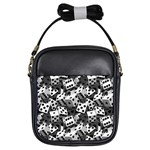 Dice Girls Sling Bag