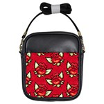 Roses Girls Sling Bag