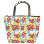 Rockabilly Sparrow Bucket Bag from Manda s Macabre Front