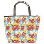 Rockabilly Sparrow Bucket Bag from Manda s Macabre Back