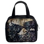 Victorian Wallpaper Classic Handbag (Two Sides)