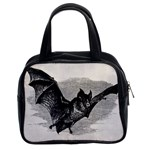 Bat Classic Handbag (Two Sides)