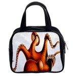 Cephalopoda Of The Hawaiian Islands Classic Handbag (Two Sides) from Manda s Macabre Front