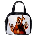 Cephalopoda Of The Hawaiian Islands Classic Handbag (Two Sides) from Manda s Macabre Back
