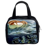 Animal Curiosity Nautillis Classic Handbag (Two Sides)