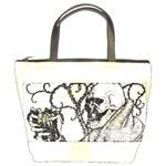 Death Eating Bucket Bag