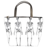 Skeletons Bucket Bag