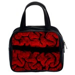 Vintage Brain Classic Handbag (Two Sides)