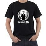 Anonymous Black T-Shirt