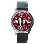 Denmark Round Metal Watch