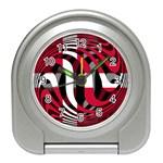 Denmark Travel Alarm Clock