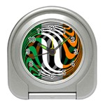 Ireland Travel Alarm Clock
