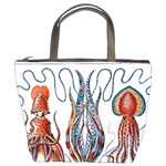 Octopus Educational Plate 1902 Bucket Bag