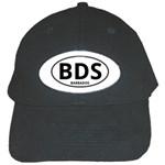 BDS - Barbados Euro Oval Black Cap