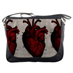 Human Hearts Messenger Bag
