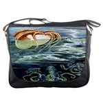 Animal Curiosity Nautillis Messenger Bag