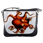 Cephalopoda Of The Hawaiian Islands Messenger Bag