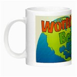 Worlds Best Dad Night Luminous Mug