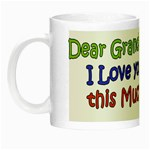 I love you this much Granddad Night Luminous Mug
