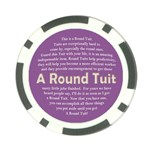 10 Round Tuit Poker Chips