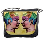 Phrenology Messenger Bag