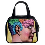 Phrenology Classic Handbag (Two Sides)