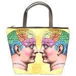 Phrenology Bucket Bag