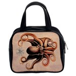 Octopus Classic Handbag (Two Sides)