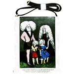 The Amazing Albino Family  Shoulder Sling Bag