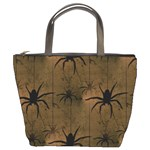 Spiders Bucket Bag