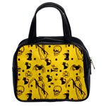 Halloween Classic Handbag (Two Sides)
