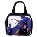 Halloween Vintage Classic Handbag (One Side)